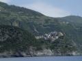 Corniglia from the ferry