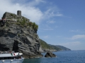Vernazza from the ferry